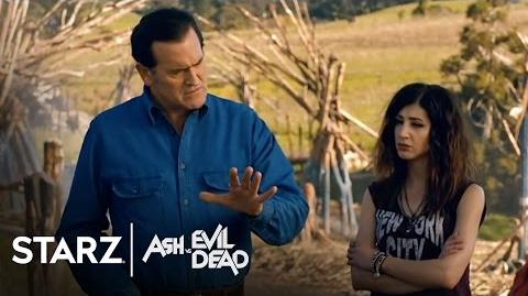 Ash vs Evil Dead Episode 104 Preview STARZ