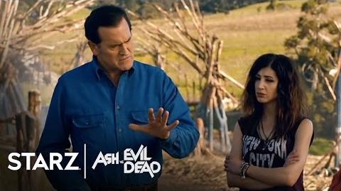 Ash vs Evil Dead Episode 104 Preview STARZ