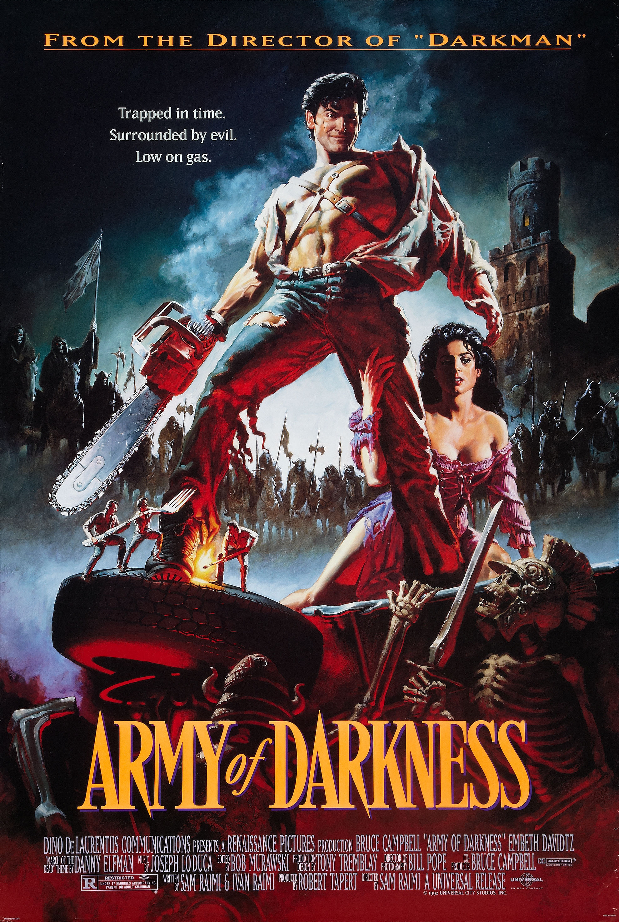 army of darkness evil dead wiki fandom powered by wikia