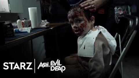 Ash vs Evil Dead Inside the World of Ash vs Evil Dead Season 3, Episode 5 STARZ