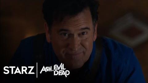 Ash vs Evil Dead Season 3, Episode 5 Clip Hurt You STARZ