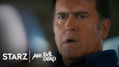 Ash vs Evil Dead Ep. 104 Hit That Switch! STARZ