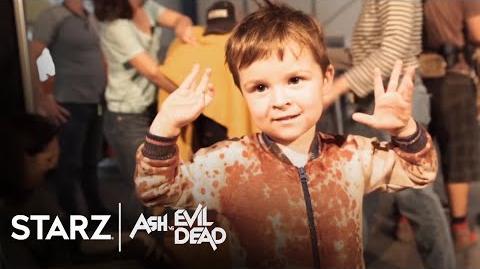 Ash vs Evil Dead Inside the World of Ash vs Evil Dead Season 3, Episode 4 STARZ