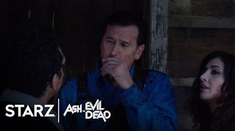 Ash vs Evil Dead Ep. 109 Clip Slice and Dice STARZ
