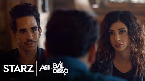 Ash vs Evil Dead Episode 106 Preview STARZ