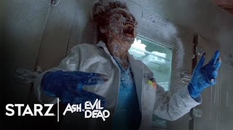 Ash vs Evil Dead Inside the World of Ash vs Evil Dead Season 3, Episode 2 STARZ