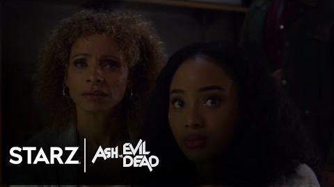 Ash vs Evil Dead Episode 205 Preview STARZ