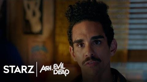 Ash vs Evil Dead Ep. 202 Clip I Couldn't Be Prouder STARZ