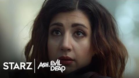 Ash vs Evil Dead Ep. 107 Clip Big Life Questions STARZ