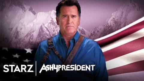 Ash4President Purple Mountains STARZ