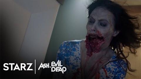 Ash vs Evil Dead Inside the World of Ash vs Evil Dead Season 3, Episode 3 STARZ