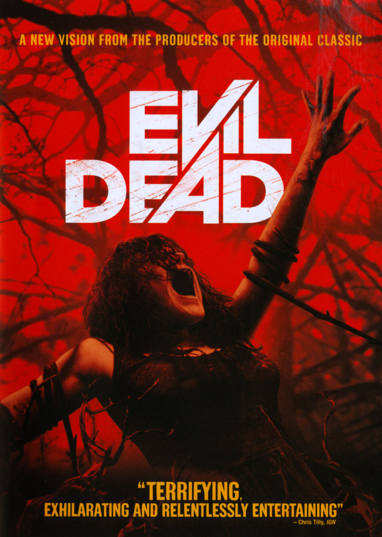 Image result for evil dead remake