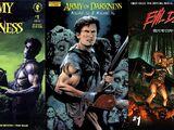 Evil Dead Comics