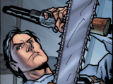 Ash Williams (ED2 Comics)