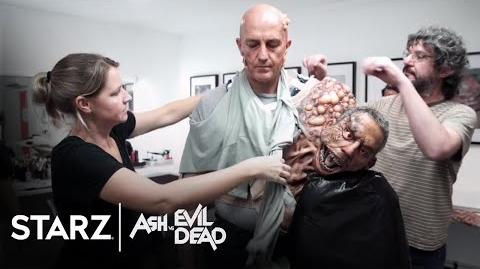 Ash vs Evil Dead Inside the World of Ash vs Evil Dead Season 3, Episode 6 STARZ