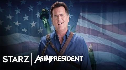Ash4President Borders STARZ