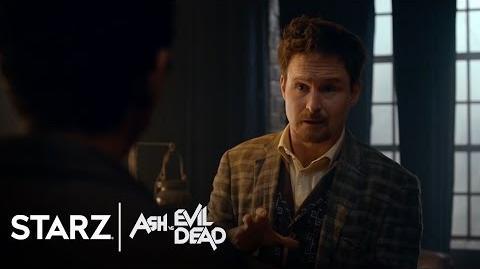 Ash vs Evil Dead Ep. 103 Clip Gateway to Hell STARZ