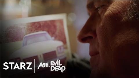 Ash vs Evil Dead Ep. 203 Clip He Loved It STARZ
