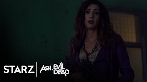 Ash vs Evil Dead Ep. 208 Clip You Are Adorable STARZ