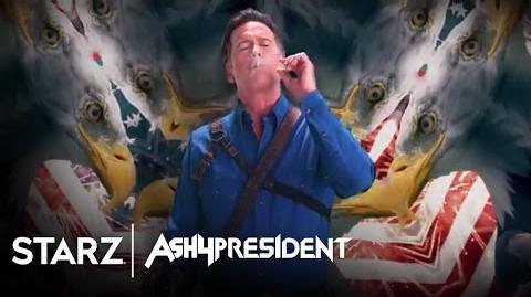 Ash4President Legalizing Marijuana STARZ