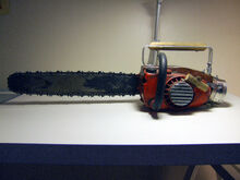 Chainsaw Ash s Chainsaw by ForgedwithFire