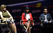 New York Comic Con 2015 - Ash vs Evil Dead event 025