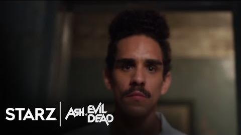 Ash vs Evil Dead Episode 207 Preview STARZ