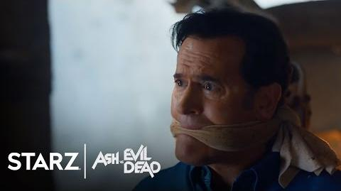 Ash vs Evil Dead Episode 105 Preview STARZ