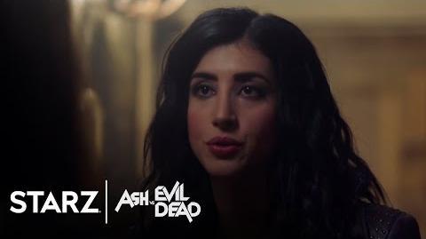 Ash vs Evil Dead Season 3, Episode 4 Clip Stay Close STARZ