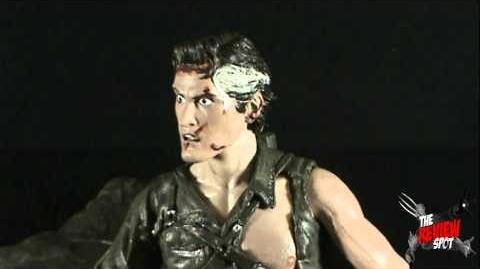 Toy Spot - Neca SDCC 2012 Evil Dead 2 Hero from the Sky Ash