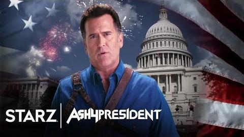 Ash4President Smear Tactics STARZ
