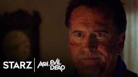 Ash vs Evil Dead Ep. 210 Clip Fair Fight STARZ