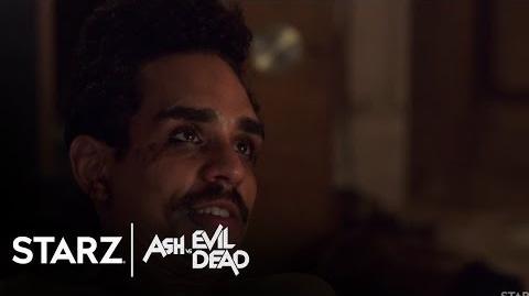 Ash vs Evil Dead Ep. 206 Clip It'll All Be Over Quickly STARZ