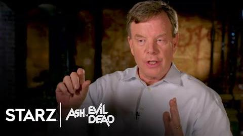 Ash vs Evil Dead Inside the World of Ash vs Evil Dead Season 3, Episode 7 STARZ