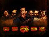 Evil Dead Theme Park Attractions