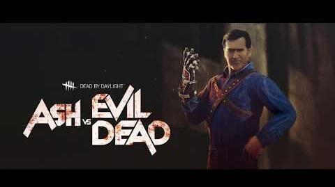 DEAD BY DAYLIGHT presents Ash J