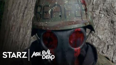 Ash vs Evil Dead Episode 107 Preview STARZ