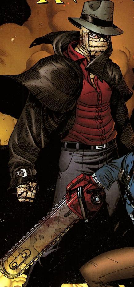 Peyton Westlake/Darkman   Evil...