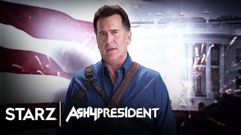 Ash4President Men, Women, and Demons STARZ