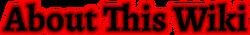 About This Wiki - Evil Fanon Stuff Wiki - Logo