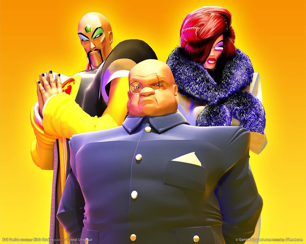 Evil Genius (character) | Evil Genius Wiki | FANDOM powered