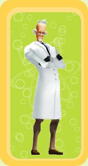 Minion scientist
