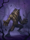 Ds creature werewolf preview
