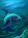 Ds creature hammerhead shark preview