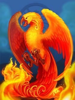 Ds creature phoenix preview
