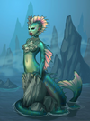 Ds creature siren preview
