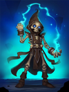 Ds creature skeleton mage preview