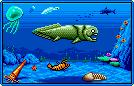 EVO Protagonist Gaia's intro cutscene