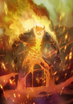 Fire Elemental++