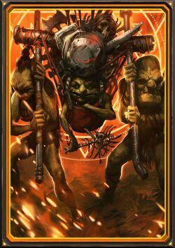 Goblin Patriarch++++